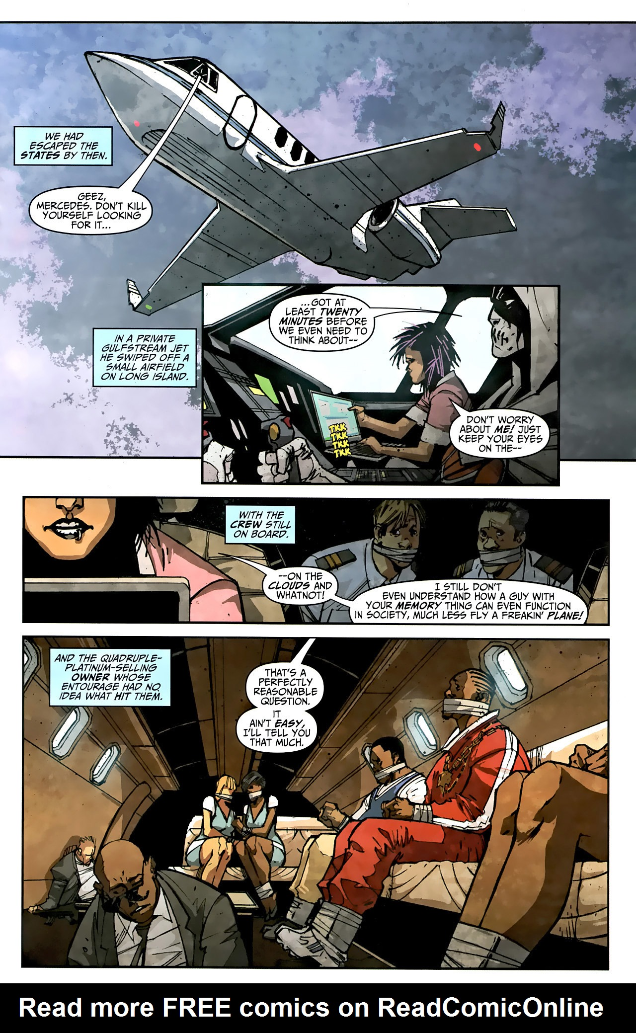 Read online Taskmaster (2010) comic -  Issue #2 - 6