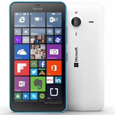 Spesifikasi dan Harga Microsoft Lumia 640 XL Dual SIM Terbaru