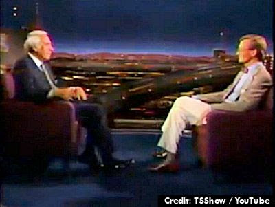 Tom Snyder Interviews C.D.B. Bryan Re UFOs & Alien Abductions 7-31-1995