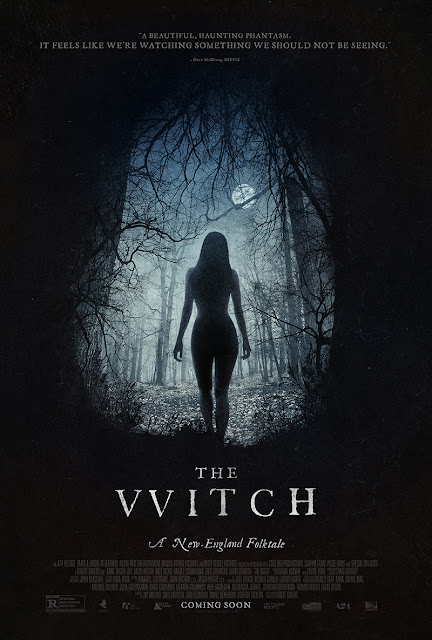 Nuevo póster de la terrorífica 'The Witch'