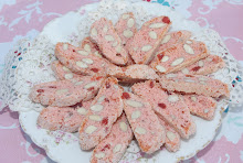 Tickled Pink Biscotti