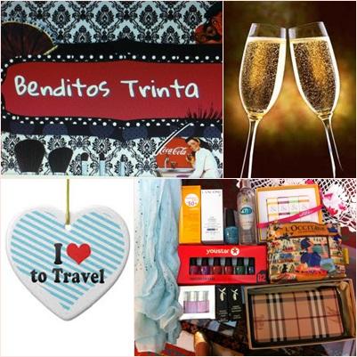 Benditos Trinta, blog, blogger, um ano, futilidades