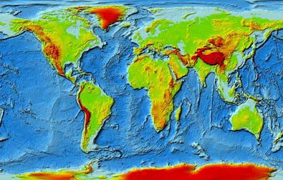 Pengertian Interpretasi Peta dan Cara Membaca Peta