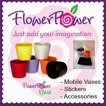 FlowerPower Vase