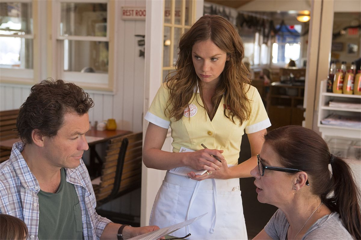 série the affair