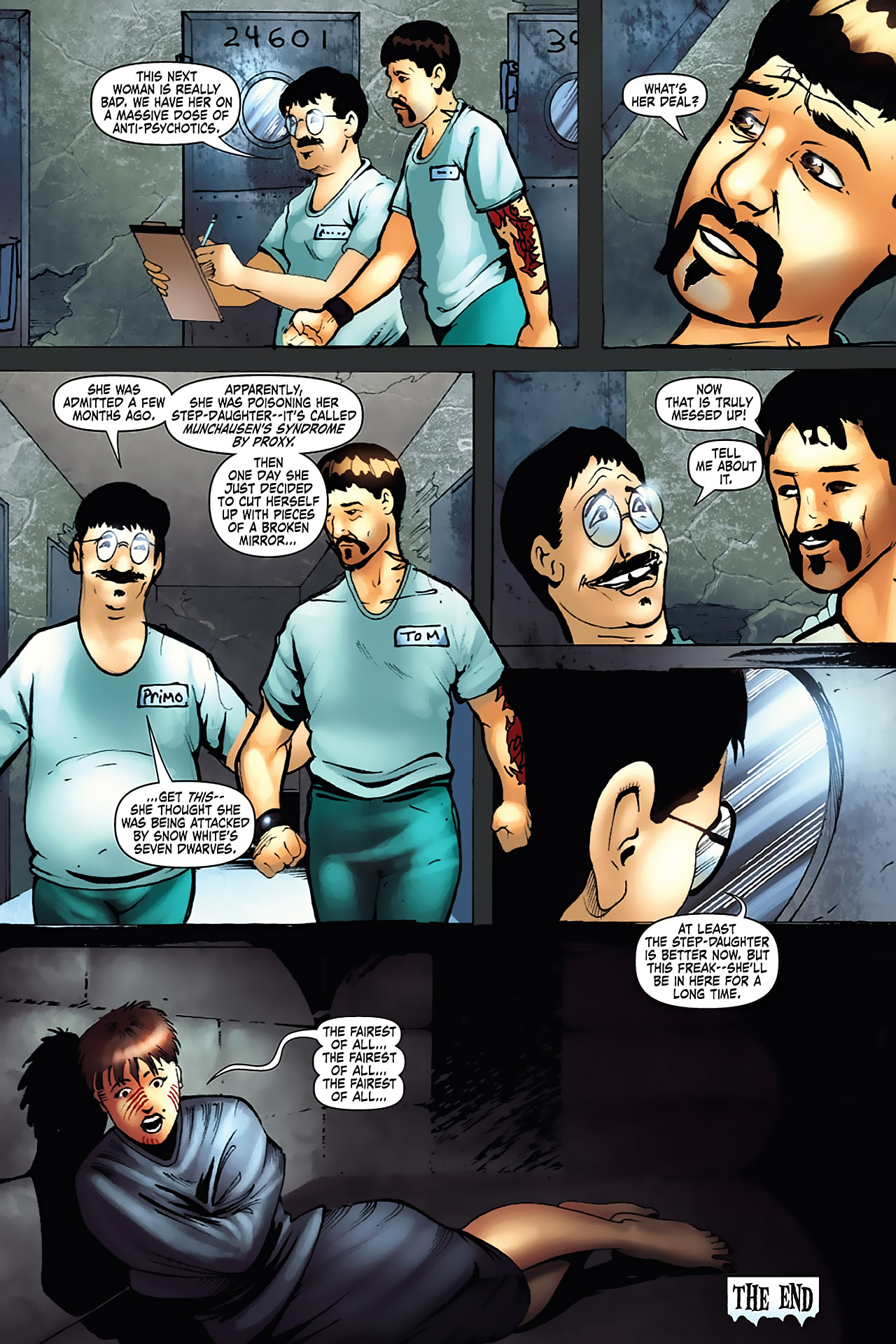 Grimm Fairy Tales (2005) Issue #7 #10 - English 24