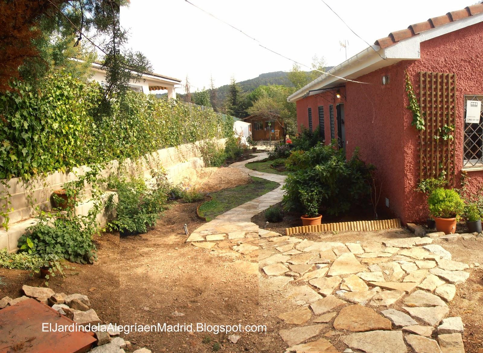 El jard n de la alegr a el jard n trasero un espacio - El jardin del sol ...