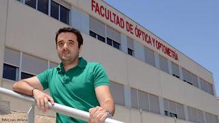 Diego García Ayuso, mejor tesis doctoral en investigación biotecnología en retina