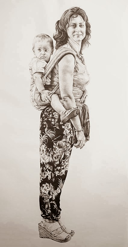 Dibujo de Steve Gibson