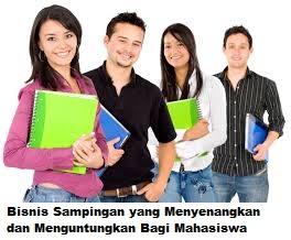 bisnis sampingan mahasiswa