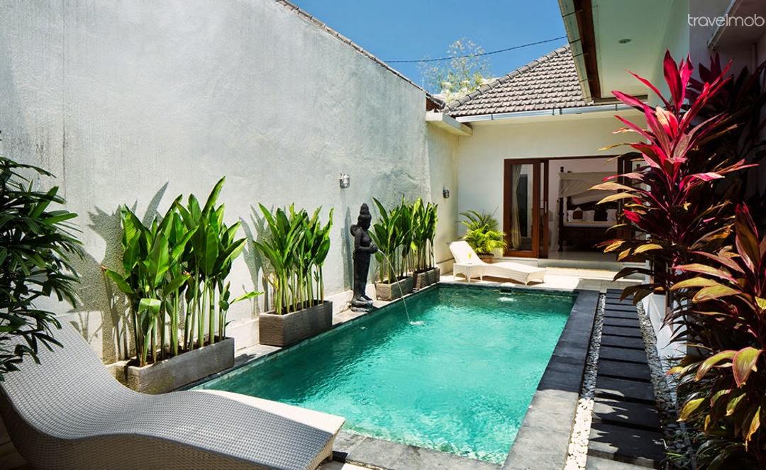 One bedroom villa in Seminyak