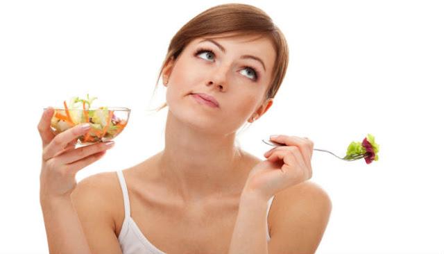 Bagaimana mengurangi nafsu makan dan langsing, karena berat badan saya berlebihan?