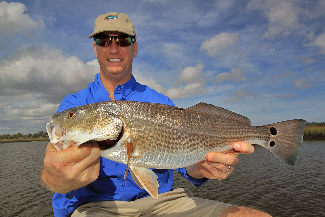 Inshore adventures with capt tommy derringer st for St augustine fishing spots