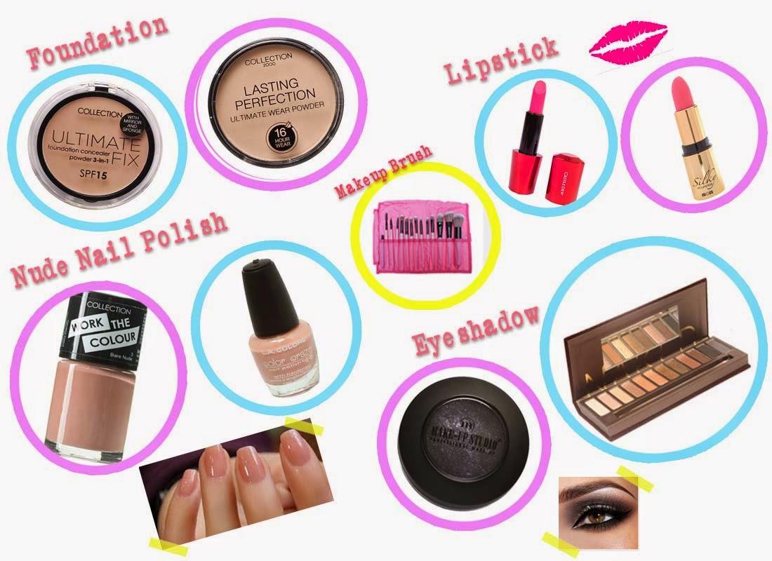 G E N C I F D Beauty Wish List