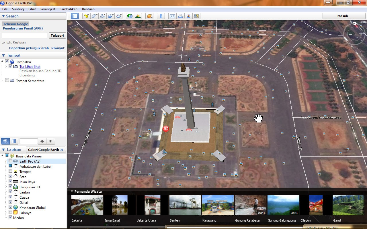 The third original option, Google Earth Plus, has been discontinued. . How
