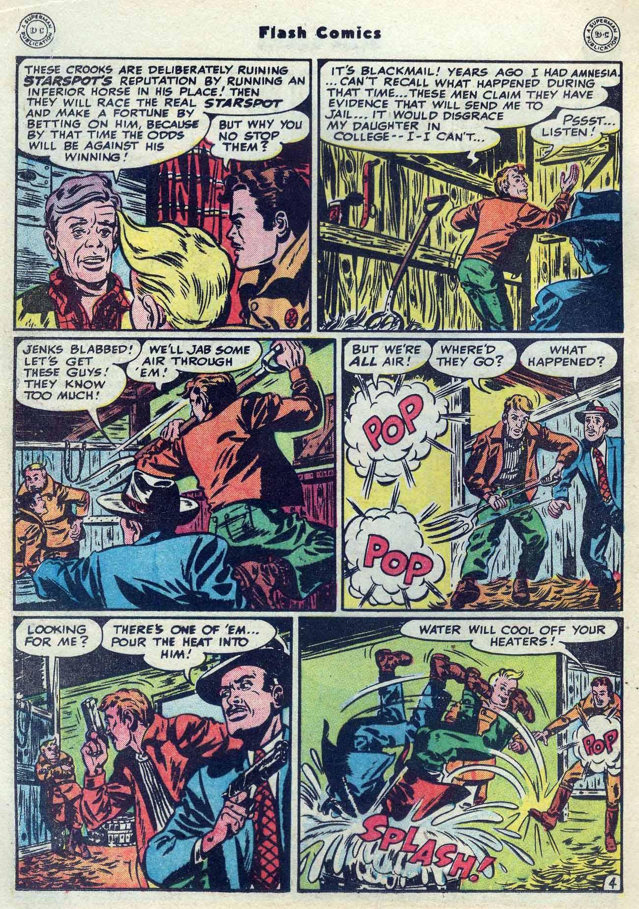 Flash Comics Issue #104 #104 - English 28