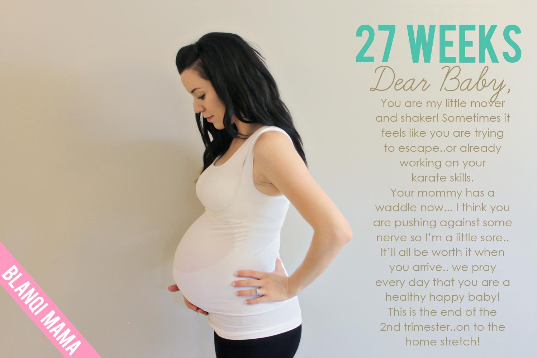 Baby at 27 weeks myideasbedroom com