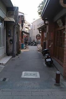 中央街街景