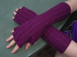 Ill Knit by Moonlight Fingerless Gloves