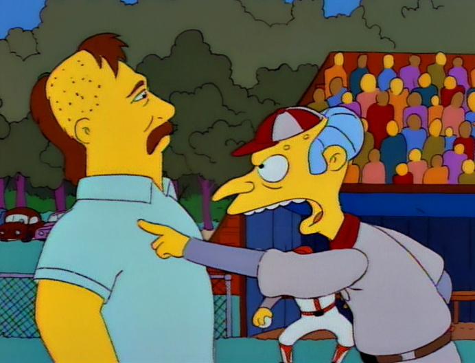 Woo Hoo Classic Simpsons Trivia April 2013