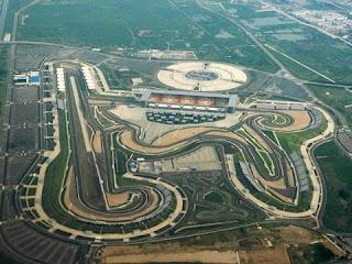 F1 Race India 2011