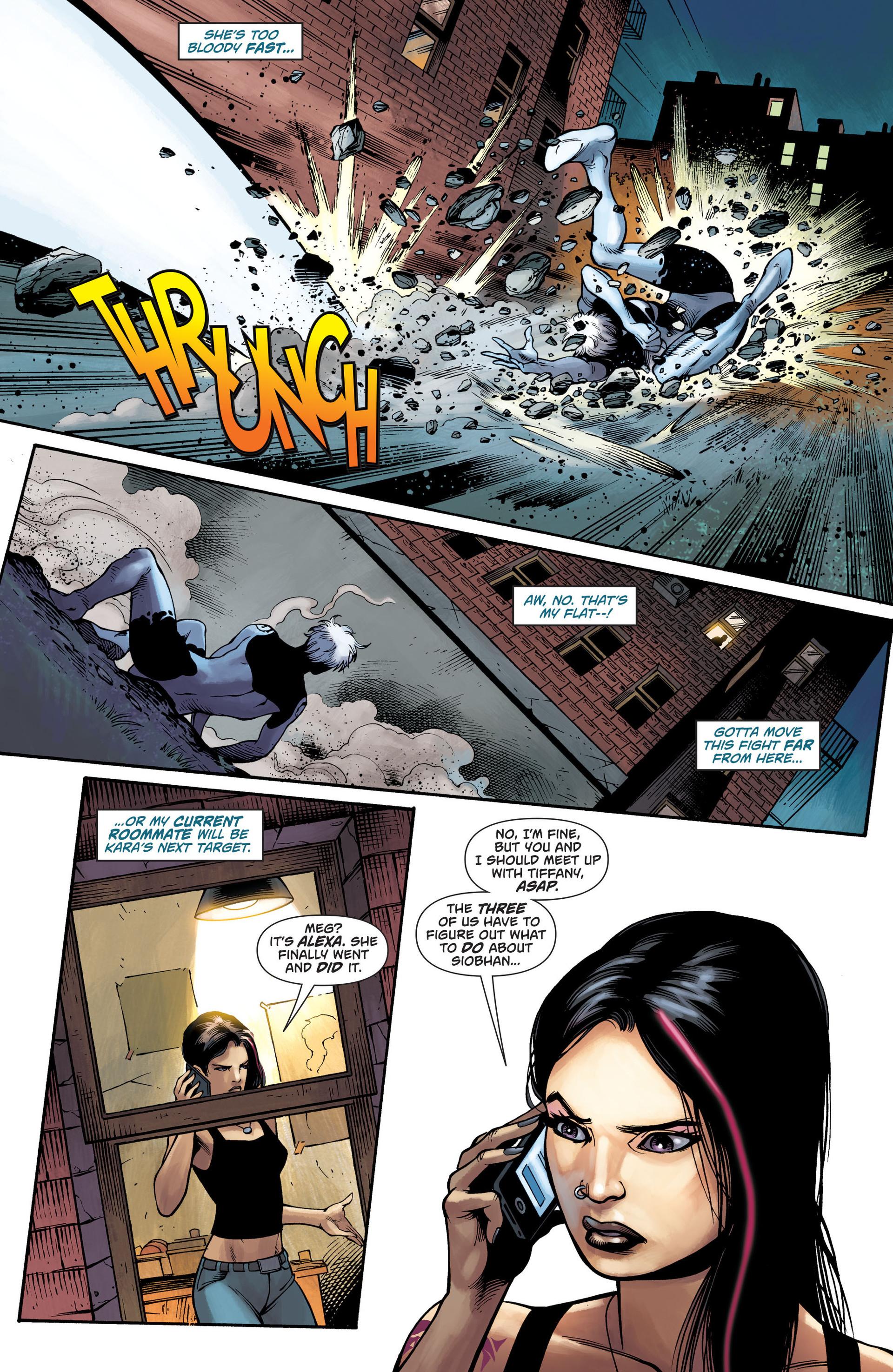 Supergirl (2011) Issue #29 #31 - English 12