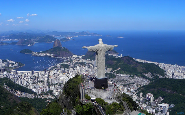 Cristo Redentor Brazil
