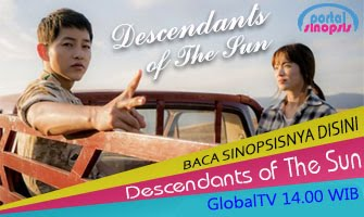 "Drama Korea Global TV ""Descendants of The Sun"""