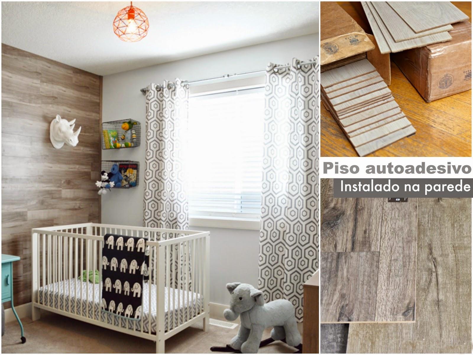 Casa montada diy piso de madeira autoadesivo na parede - Vinilico para paredes ...