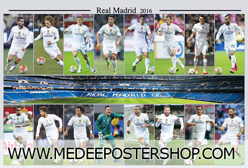 Real Madrid 2016-01