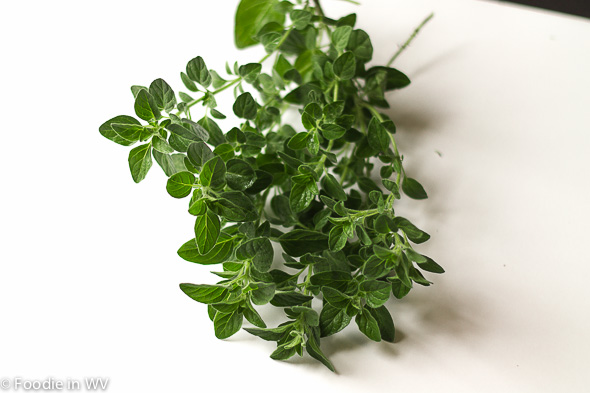 How to dry fresh garden herbs