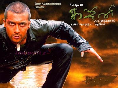 ghajini telugu movie songs for
