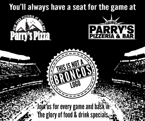Parry's Pizza - 4 Locations