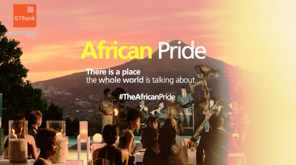 GTBANK, THE AFRICAN PRIDE