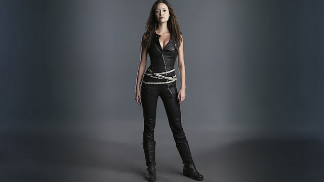 Summer Glau Hot Wallpaper 14796