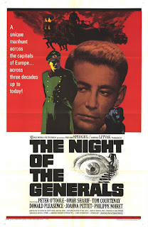 Watch The Night of the Generals (1967) movie free online