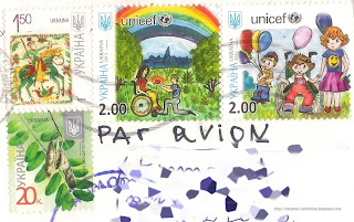 Stamps -Ukraine