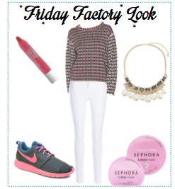 Friday Factory Look