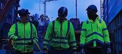 Kamp för trygga jobb i Haninge