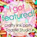Create and Inspire Link Party at Handmade Cuddles
