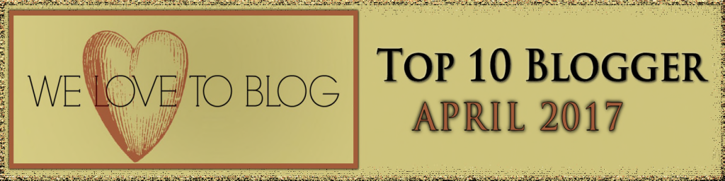 Top Blogger May 2017