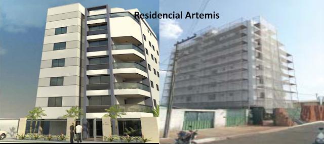Residencial Artemis em Cristalina Goiás