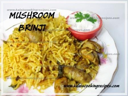 Mushroom Brinji