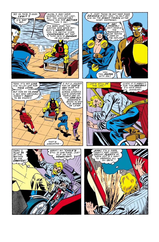 Captain America (1968) Issue #336 #265 - English 12