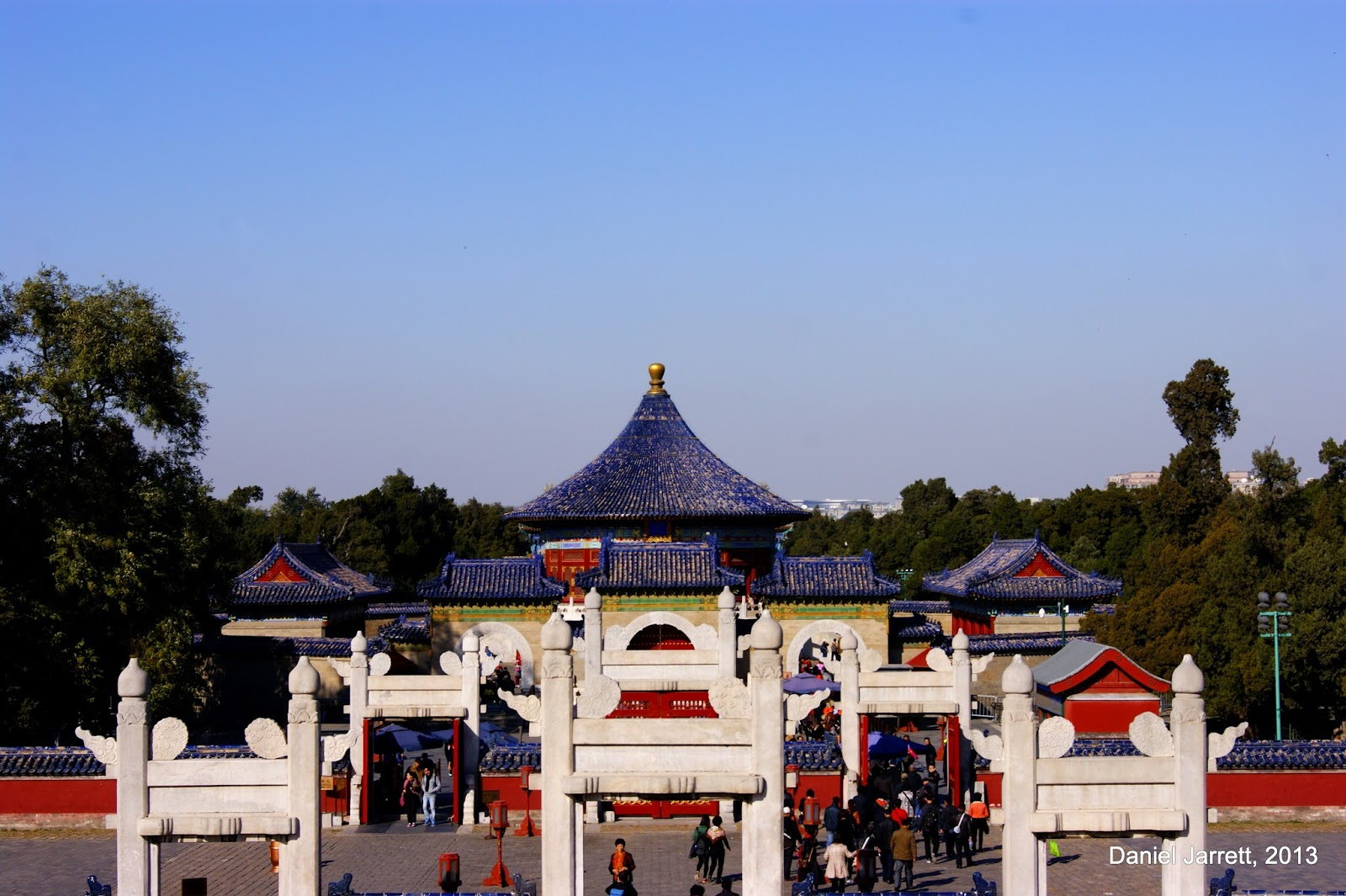 Temple of Heaven Park, Gate