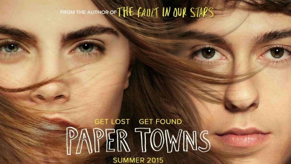Papers The Movie Trailer Trailer of Paper Towns