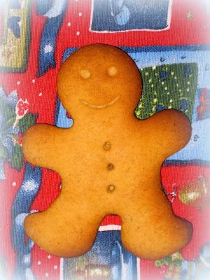 biscotti pan di zenzero o gingerbread