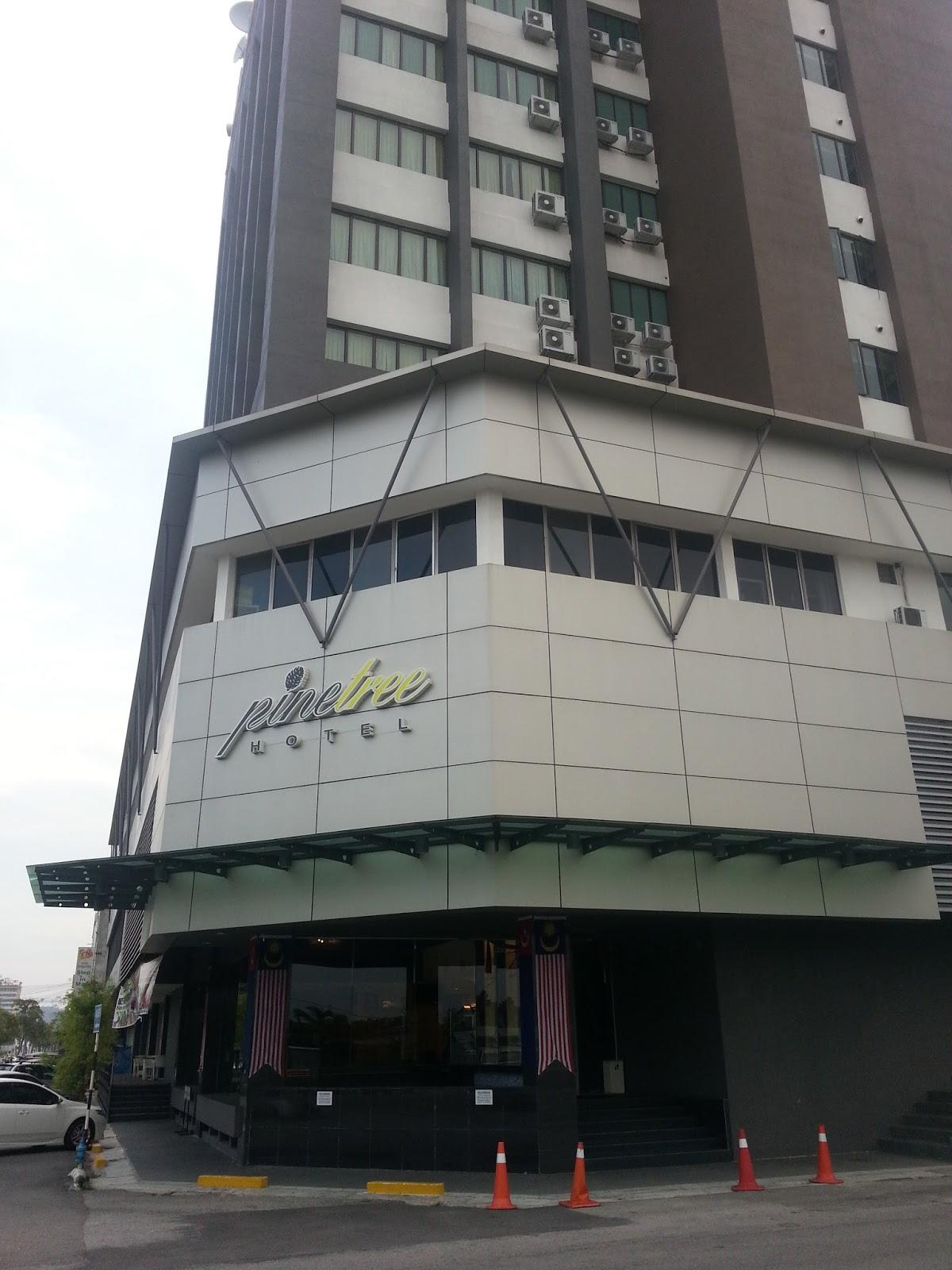 Penginapan 2D1N Pinetree Hotel Batu Pahat
