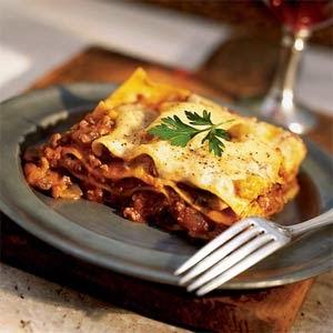 Gambar Asal Usul Mula Lasagna
