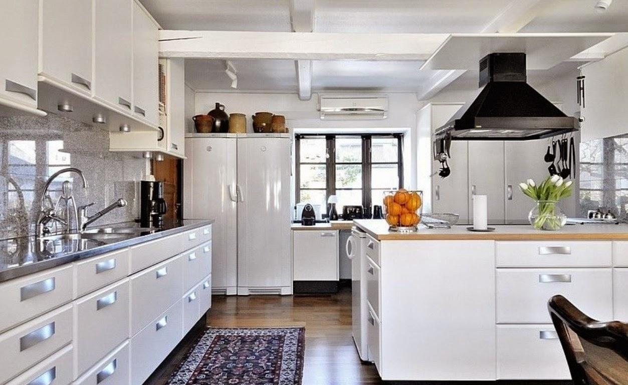 Desain Kitchen Set Modern Raja Disain Interior